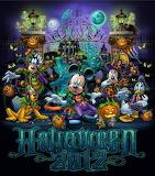 Mickey Halloween 2012