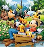 Fishing With Goofy
