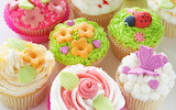 #Colorful Cupcakes