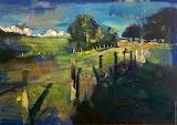Simeon Nijenhuis oil painting-wooarts