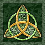 Celtic Trinity Knot ~ Kristen Fox