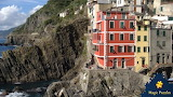 Cinque Terre, Italy I by Brad Piovesan from auricle99 on magic j