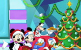 A Disney Christmas party