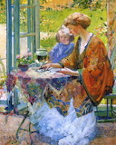 Richard Edward Miller, Goldfish, 1912