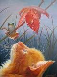 Nature Study of Flora & Frogs ~ Alatyrsky Vyacheslav