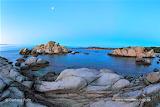 Corsica Tamaricciu beach at Porto Veccio