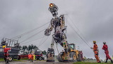 The Man Engine, Cornwall