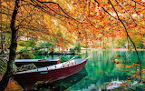 #Fishing Boats in Autumn