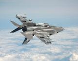 Lockheed Martin F-35 Lightning II - belly