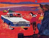 Wysocki - 1960 Dodge Trucks Advertising 7
