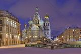 Kirche von Savior, St. Petersburg