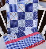 ^ Dutch fabric quilts