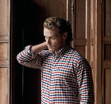 Sam Heughan for Barbour GQ