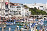 Italy, Venice, Regata Storica