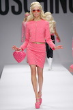 Moschino Barbie in Pink