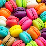 💝Colorful Macarons...