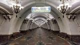 Moscow metro,Arbatskaya