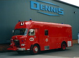 Dennis 1965 F107 Emergency Tender