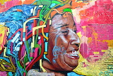 Colours-colorful-face-wall-art-painting