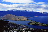 New Zealand - The Remarkables (Mountains) 03