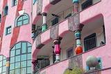 Hundertwasser House, Vienna Austria