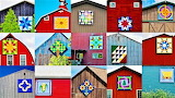 Colours-colorful-quilt-barns-collage