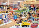 60s Toy Department - Trevor Mitchell