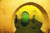 Arabic Baths, Alhama de Granada, Andalucia