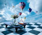 Balloonist balloon flowers 1627543