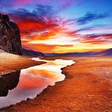 * Gobi Desert, Mongolia...