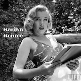 Marilyn Life Magazine