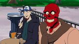 the red death holds sway on the venture bros.