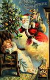 #Santa Claus of Old