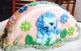 Lion cake @ Rilassati e Decora