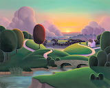 river meets the sea, Paul Corfield