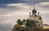 Temple church, Krim