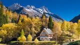 Alpine Autumn, France