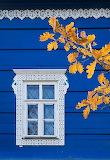 Russian Window Art