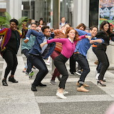 Cast dance 3