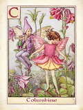 C. M. Barker, the Columbine Fairy