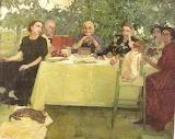 Felice Casorati, Persone, 1910