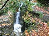 Corkscrew Falls,Hocking Hills Ohio