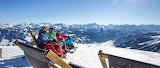 Csm Sonnenskilauf Relaxen am Berg Skigebiet Hochzillertal c Andi