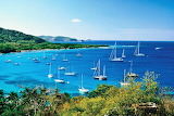 Saint-Vincent-and-the-Grenadines Jachten-klein-en-groot
