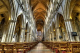 Cathedrals - Truro - Internal