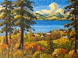 okanagan autumn, Rod Charlesworth