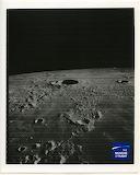View from Lunar Orbiter - Hard