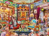 Curiosity Shop by Aimee Stewart