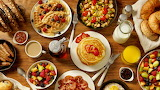 ^ Breakfast for everyone