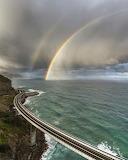 Sea Cliff Bridge Illawarra NSW